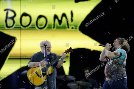 Kyle Gass, Jack Black. U.S. actor and musician Jack Black, right, performs with Kyle Gass of the band Tenacious D, at the Rock in Rio music festival in Rio de Janeiro, Brazil