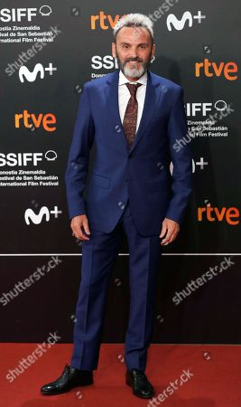 Fernando Tejero attends the closing ceremony of the 67th San Sebastian International Film Festival (SSIFF), in San Sebastian, Spain, 28 September 2019. The festival runs from 20 to 28 September.