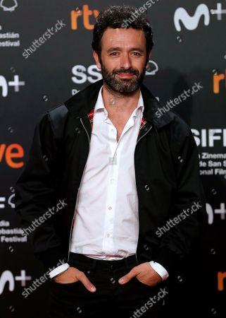 Rodrigo Sorogoyen attends the closing ceremony of the 67th San Sebastian International Film Festival (SSIFF), in San Sebastian, Spain, 28 September 2019. The festival runs from 20 to 28 September.