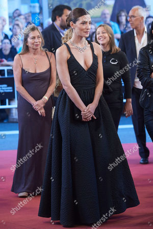 Editorial picture of 'The Song of Names' premiere, 67th San Sebastian Film Festival, Spain - 28 Sep 2019