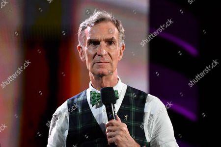 Stock Photo of Bill Nye