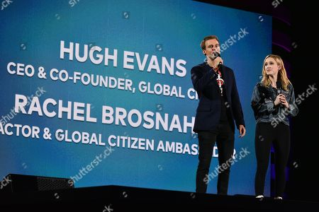 Editorial image of Global Citizen Festival, Central Park, New York, USA - 28 Sep 2019