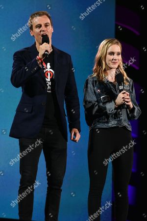 Editorial picture of Global Citizen Festival, Central Park, New York, USA - 28 Sep 2019