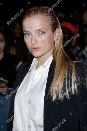 Editorial photo of Celine show, Arrivals, Spring Summer 2020, Paris Fashion Week, France - 27 Sep 2019