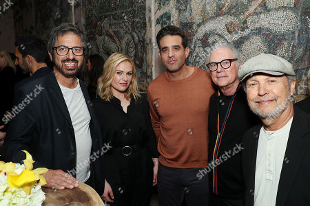 Ray Romano, Anna Paquin, Bobby Cannavale, Barry Levinson, Billy Crystal