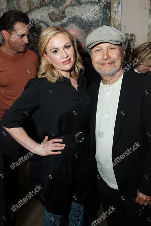 Anna Paquin, Billy Crystal