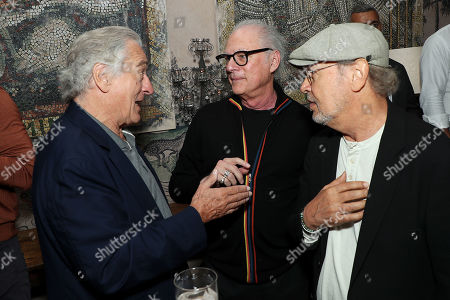 Robert De Niro, Barry Levinson, Billy Crystal