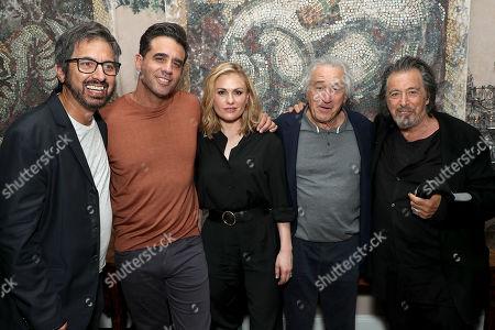 Stock Picture of Ray Romano, Bobby Cannavale, Anna Paquin, Robert De Niro, Al Pacino