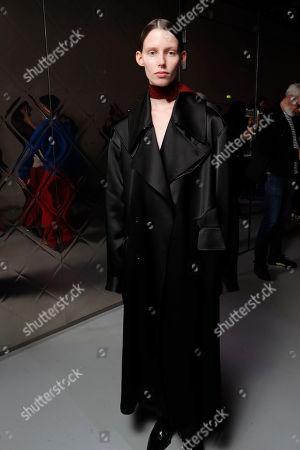 Editorial image of Yang Li show, Runway, Spring Summer 2020, Paris Fashion Week, France - 27 Sep 2019
