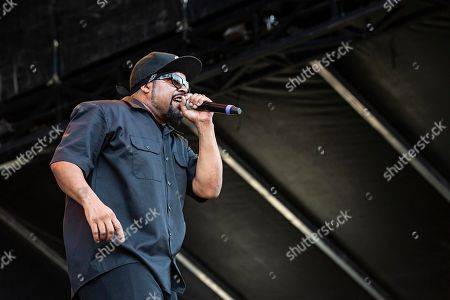 Ice Cube, O'Shea Jackson. Ice Cube, also known as O'Shea Jackson, performs during Louder Than Life at Highland Festival Grounds at KY Expo Center, in Louisville, Ky