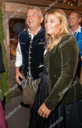 Editorial photo of Oktoberfest, Munich, Germany - 28 Sep 2019