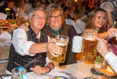 Wolfgang Bosbach, Martin Krug and Martina Nicia