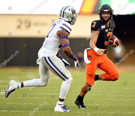 Image result for Spencer Sanders Photos Against Kansas State