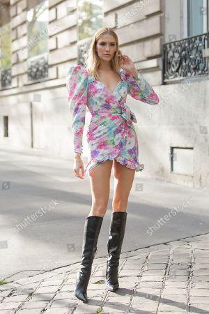 Stock Image of Elena Perminova