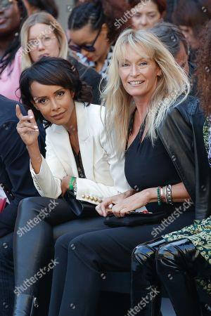 Sonia Rolland and Estelle Lefebure