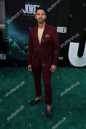 Editorial picture of Warner Bros. Pictures 'Joker' film premiere at TCL Chinese Theatre, Los Angeles, USA - 28 Sep 2019