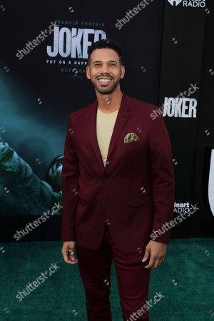Editorial image of Warner Bros. Pictures 'Joker' film premiere at TCL Chinese Theatre, Los Angeles, USA - 28 Sep 2019