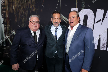 Bruce Berman, Chairman and CEO, Village Roadshow Pictures, Todd Phillips, Director/Writer/Producer, Steve Mosko, Chief Executive Officer, Village Roadshow Entertainment Group,