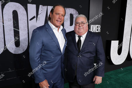 Steve Mosko, Chief Executive Officer, Village Roadshow Entertainment Group, Bruce Berman, Chairman and CEO, Village Roadshow Pictures,