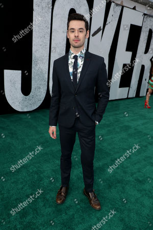 Editorial photo of Warner Bros. Pictures JOKER premiere at TCL Chinese Theatre, Los Angeles, CA, USA - 28 September 2019