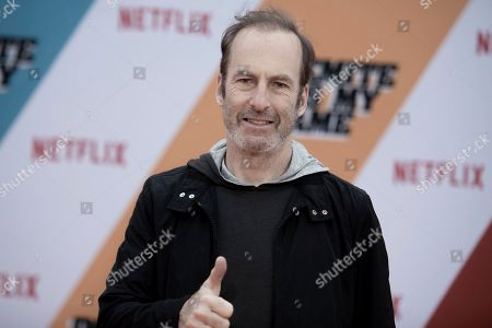 """Bob Odenkirk attends the LA premiere of """"Dolemite is My Name"""" at the Regency Village Theatre, in Los Angeles"""