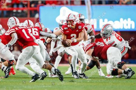 Editorial photo of NCAA Football Ohio State vs Nebraska, Lincoln, USA - 28 Sep 2019
