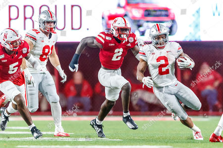 Editorial photo of NCAA Football Ohio State vs Nebraska, Lincoln, USA - 28 Sep 2019