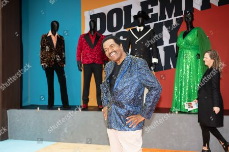 Dr. Bobby Jones poses on the red carpet during the premiere of the Netflix film Dolemite Is My Name at the Regency Village Theatre in Los Angeles, California, USA, 28 September 2019.