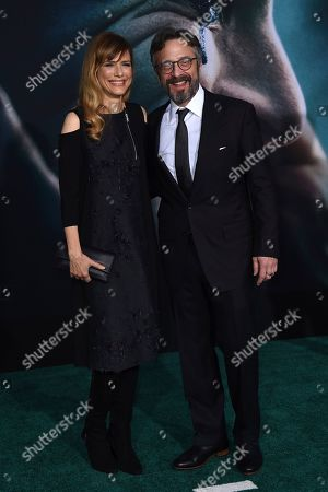 """Editorial picture of LA Premiere of """"Joker"""", Los Angeles, USA - 08 Sep 2019"""