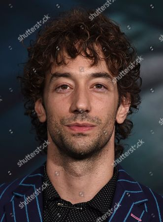 "Albert Hammond Jr. arrives at the Los Angeles premiere of ""Joker"" at TCL Chinese Theatre on"
