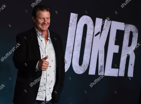 """Brett Cullen arrives at the Los Angeles premiere of """"Joker"""" at TCL Chinese Theatre on"""