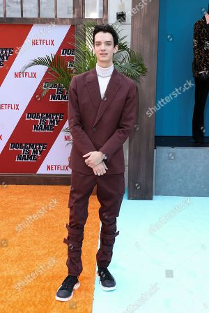 Stock Photo of Kodi Smit-McPhee