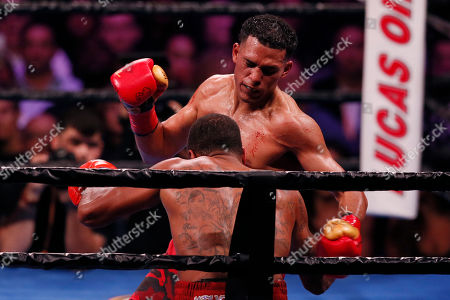 Editorial image of David Benavidez vs Anthony Dirrell, Los Angeles, USA - 28 Sep 2019
