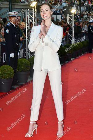 Editorial photo of Closing Ceremony, 30th Dinard Film Festival of British Cinema, France - 28 Sep 2019