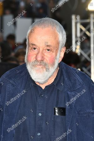 Stock Image of Mike Leigh
