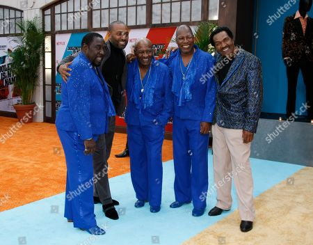 The O'Jays, Mike Epps and Bobby Rush