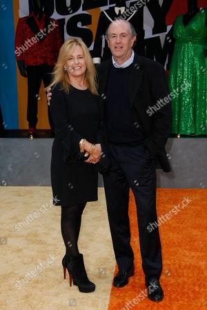 Nancy Davis and John Davis