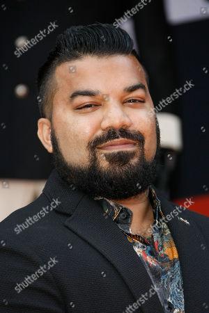 Stock Photo of Adrian Dev