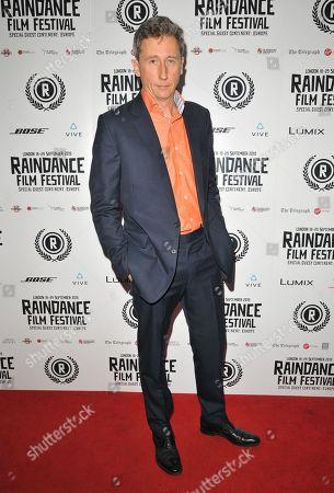 Editorial photo of 'Hurt By Paradise' UK film premiere, Arrivals, Raindance Film Festival, London, UK - 28 Sep 2019
