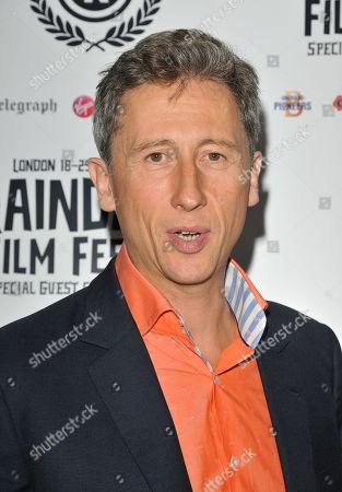 Editorial picture of 'Hurt By Paradise' UK film premiere, Arrivals, Raindance Film Festival, London, UK - 28 Sep 2019