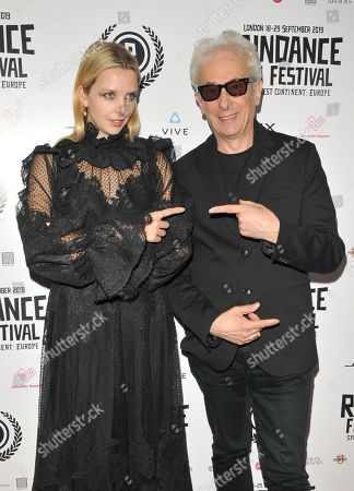 Greta Bellamacina and Elliot Grove