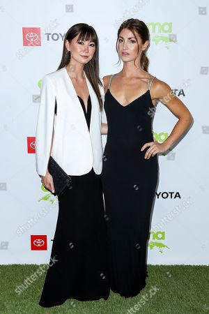 Editorial picture of Environmental Media Association 2nd Annual Honors Benefit Gala, Arrivals, Los Angeles, USA - 28 Sep 2019