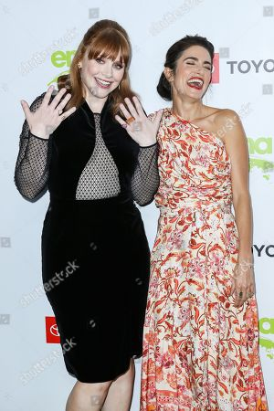 Stock Image of Bryce Dallas Howard and Nikki Reed