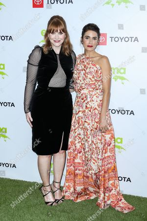 Stock Photo of Bryce Dallas Howard and Nikki Reed