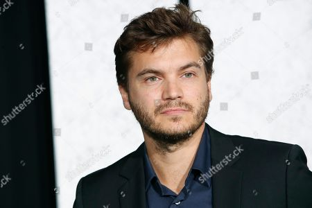 Emile Hirsch arrives for the premiere of Joker at the TCL Chinese Theatre IMAX in Hollywood, Los Angeles, USA, 28 September 2019.