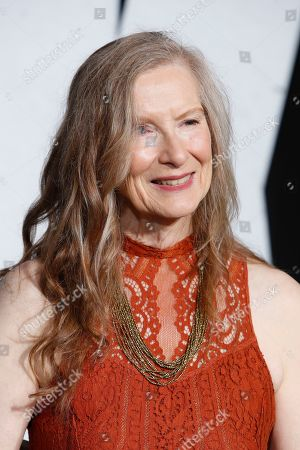 Frances Conroy arrives for the premiere of Joker at the TCL Chinese Theatre IMAX in Hollywood, Los Angeles, USA, 28 September 2019.