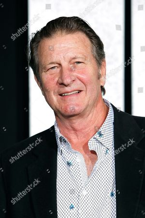 Brett Cullen arrives for the premiere of Joker at the TCL Chinese Theatre IMAX in Hollywood, Los Angeles, USA, 28 September 2019.