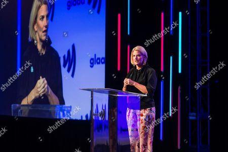 Stock Image of Sarah Kate Ellis