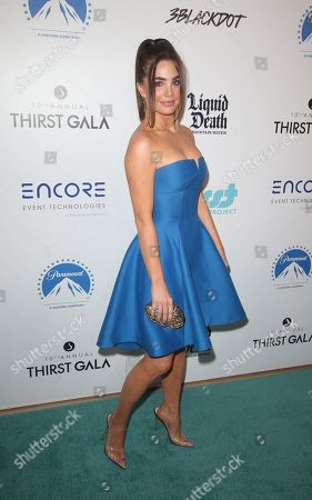 Editorial image of Thirst Project's 10th Annual Thirst Gala, Los Angeles, USA - 28 Sep 2019
