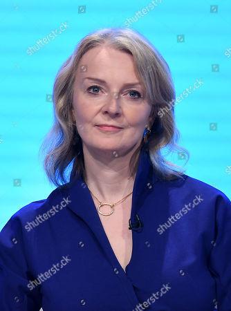 Liz Truss, Secretary of State for International Trade.